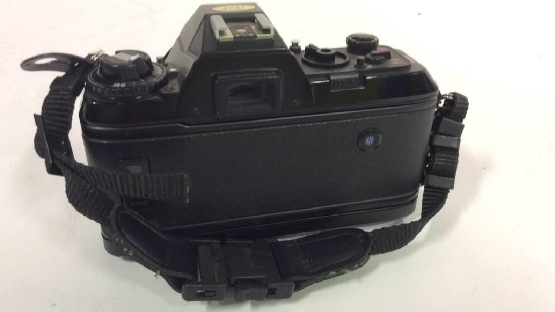 Nikon N2000 Camera With Lens Nikon - 5