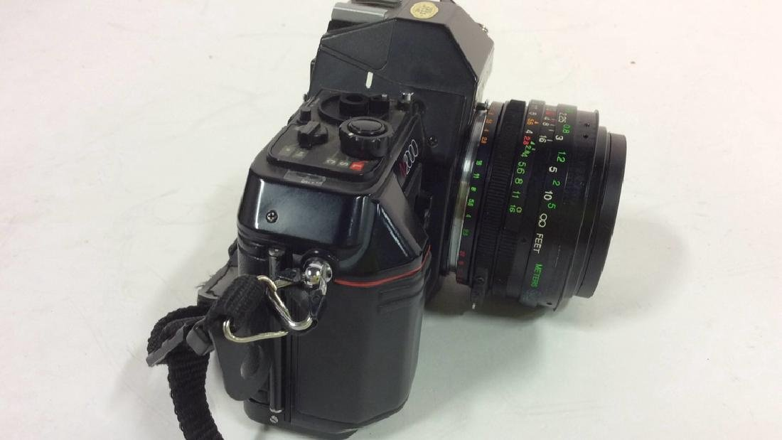 Nikon N2000 Camera With Lens Nikon - 6
