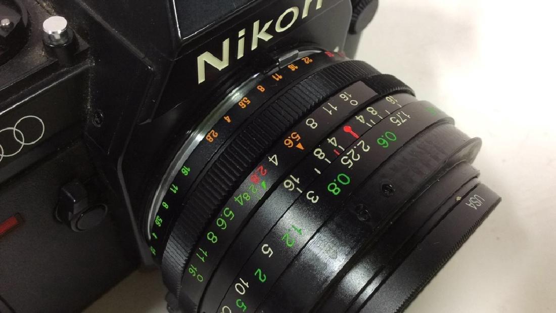 Nikon N2000 Camera With Lens Nikon - 7