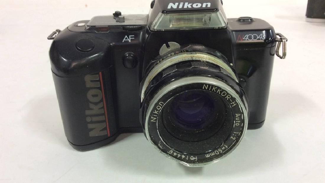 Nikon AF N4004S Camera With Lens - 3