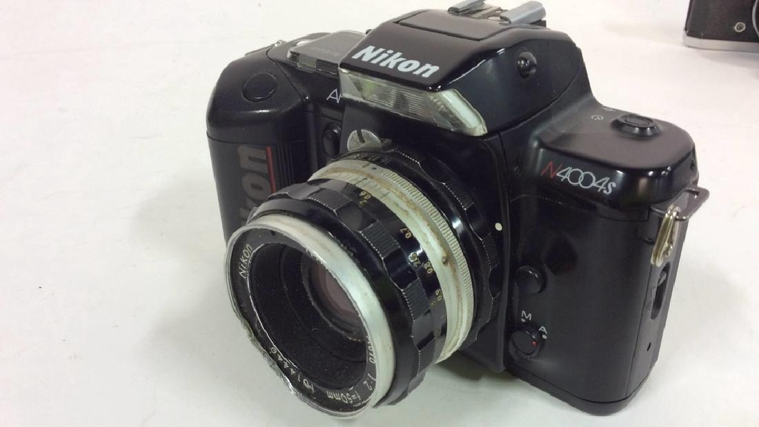 Nikon AF N4004S Camera With Lens - 4