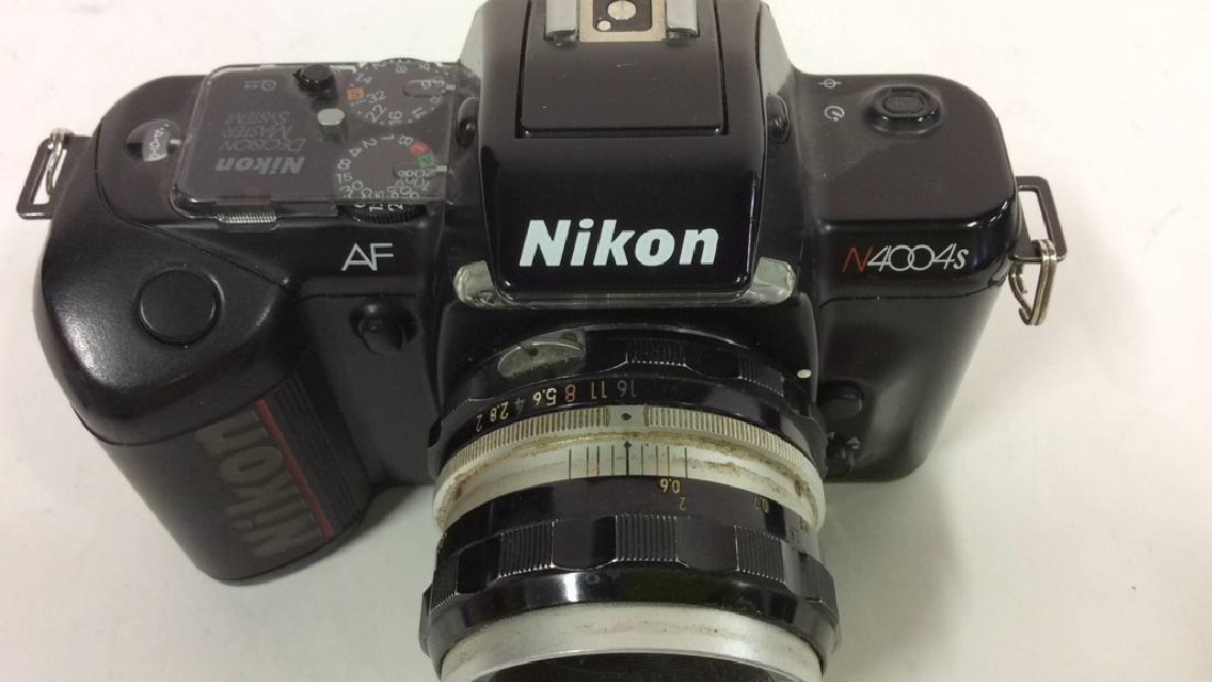 Nikon AF N4004S Camera With Lens - 5