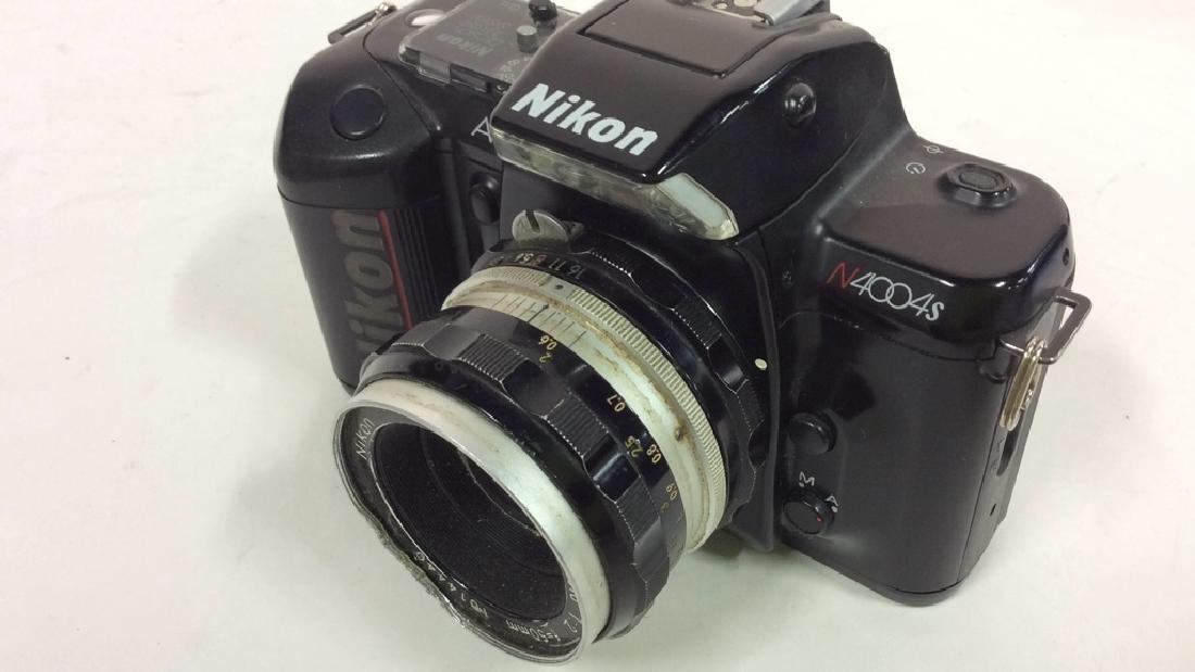 Nikon AF N4004S Camera With Lens - 6