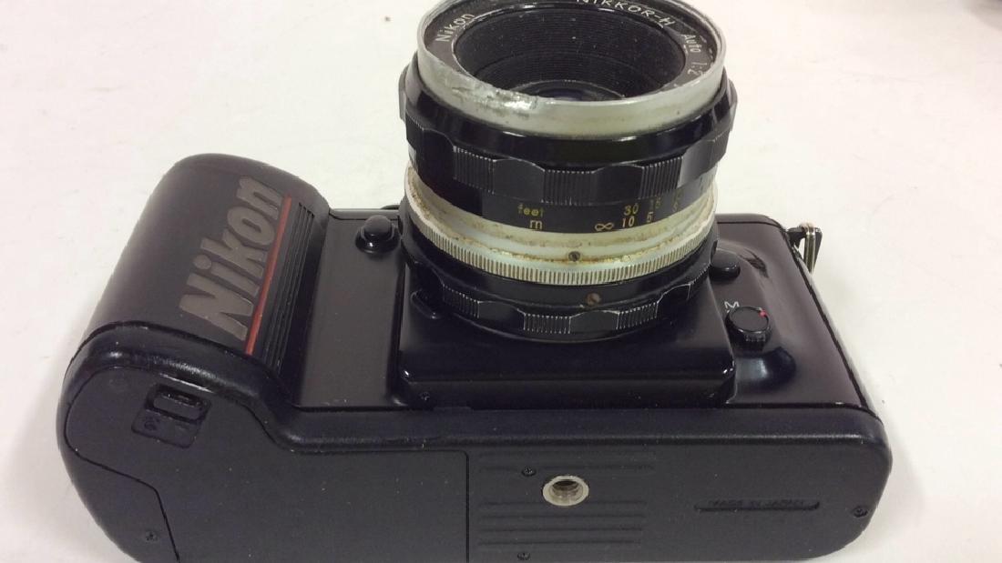 Nikon AF N4004S Camera With Lens - 7