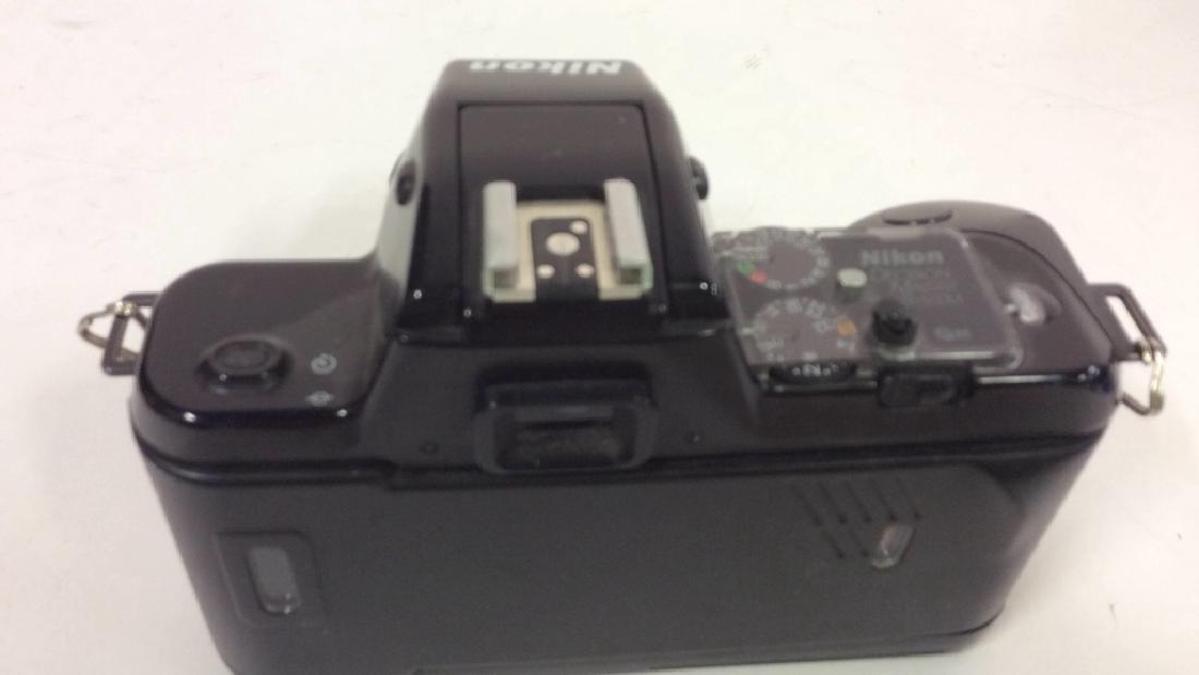 Nikon AF N4004S Camera With Lens - 8
