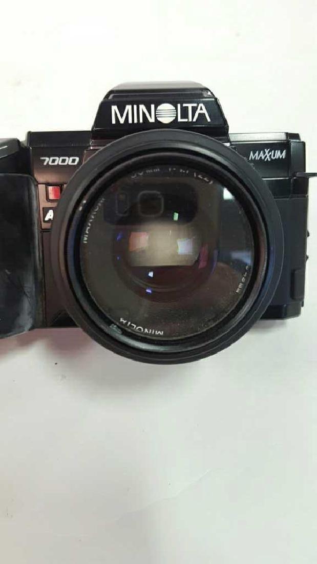 Minolta Maxxum 7000 Camera - 4