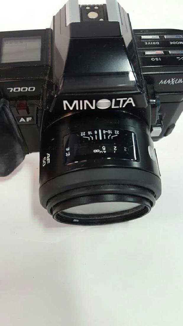 Minolta Maxxum 7000 Camera - 5
