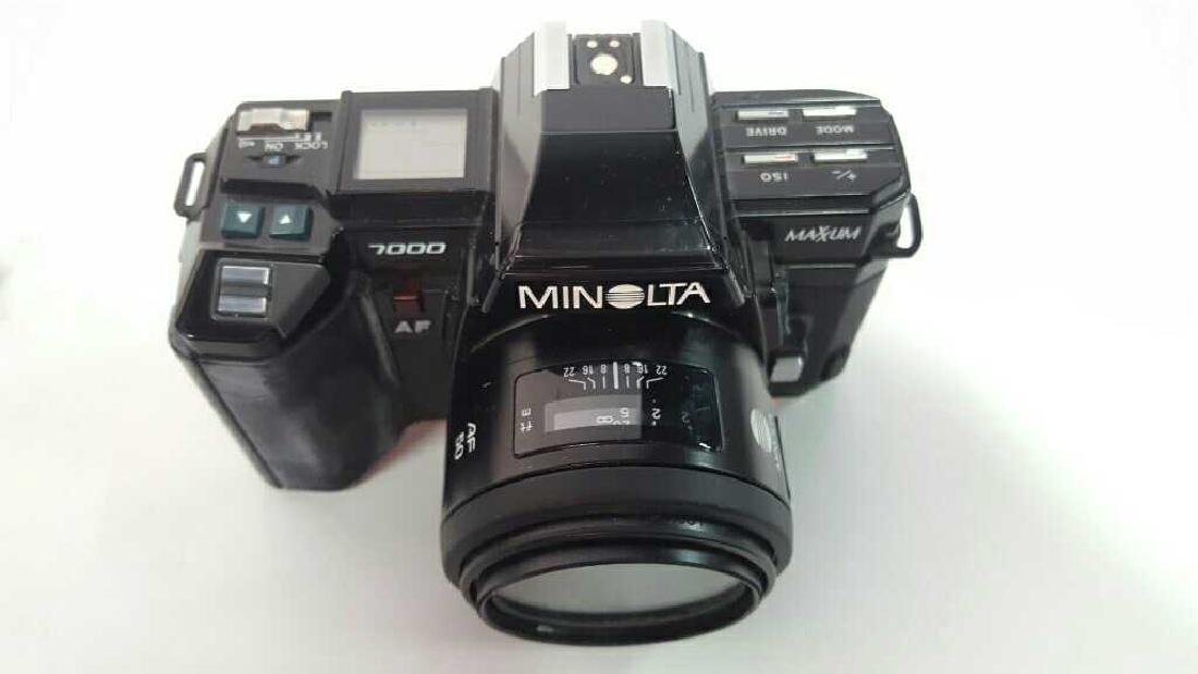 Minolta Maxxum 7000 Camera - 7