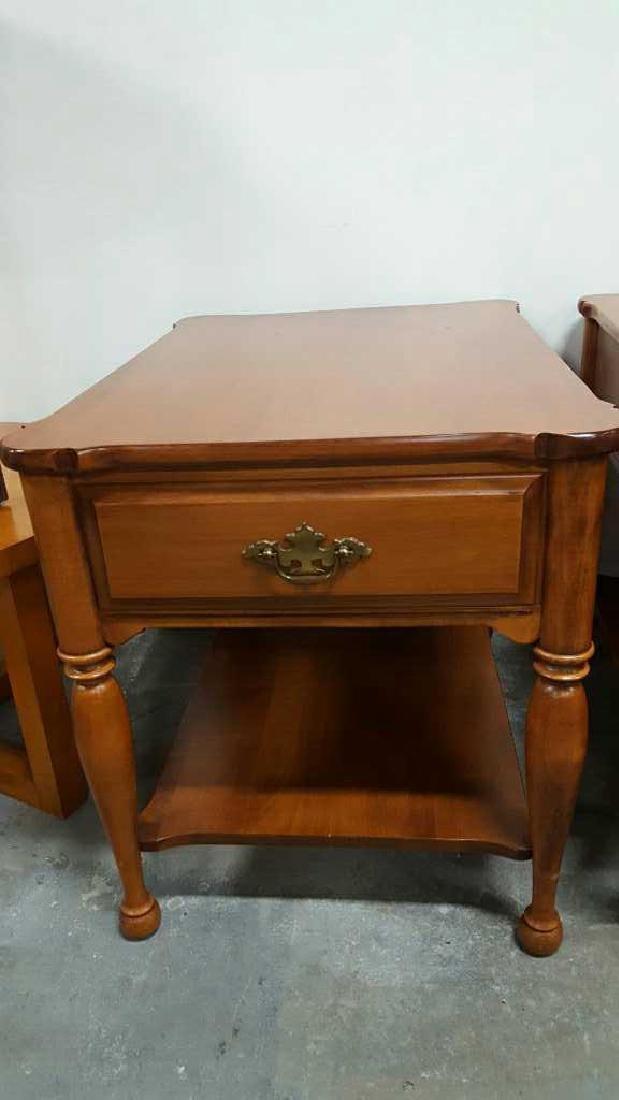Pair of Sprague & Carleton Side Tables - 9