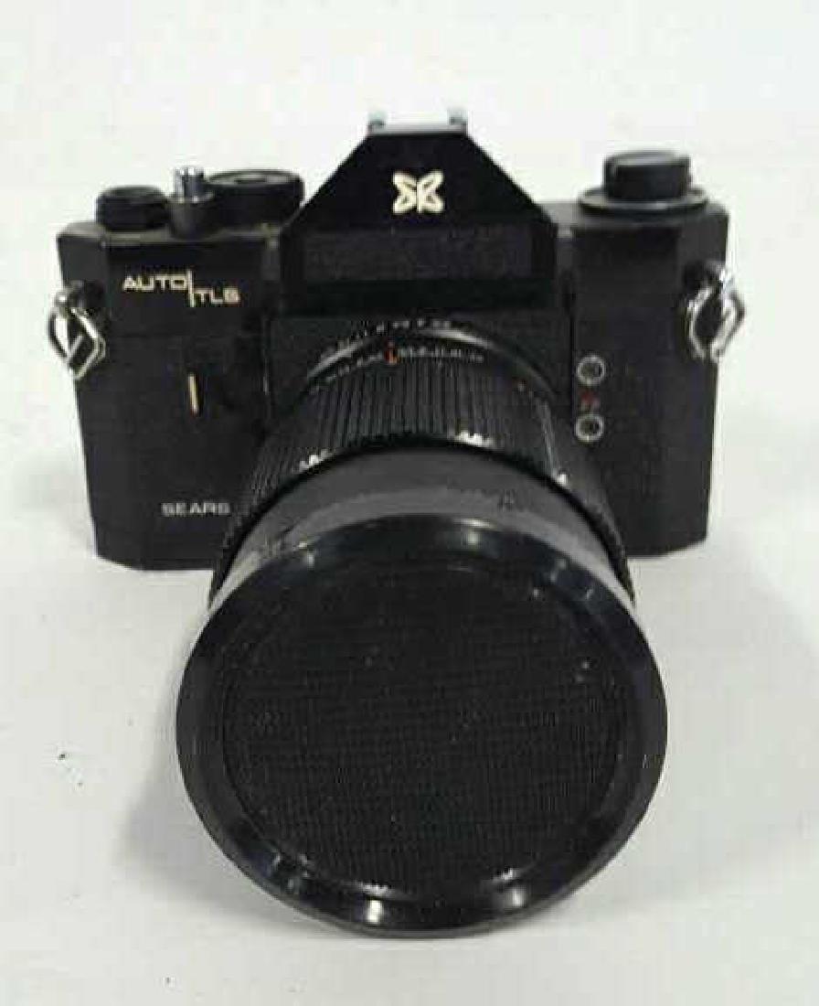 Sears Auto TLS Camera With Lens
