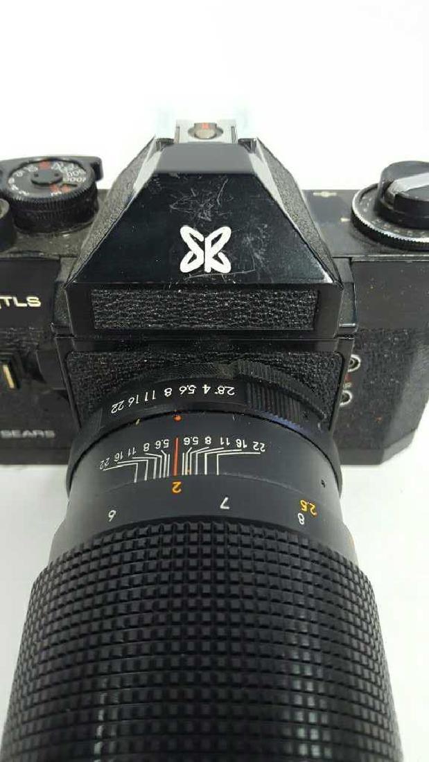 Sears Auto TLS Camera With Lens - 2