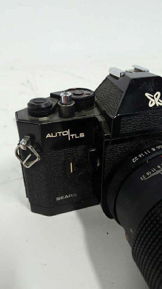 Sears Auto TLS Camera With Lens - 4