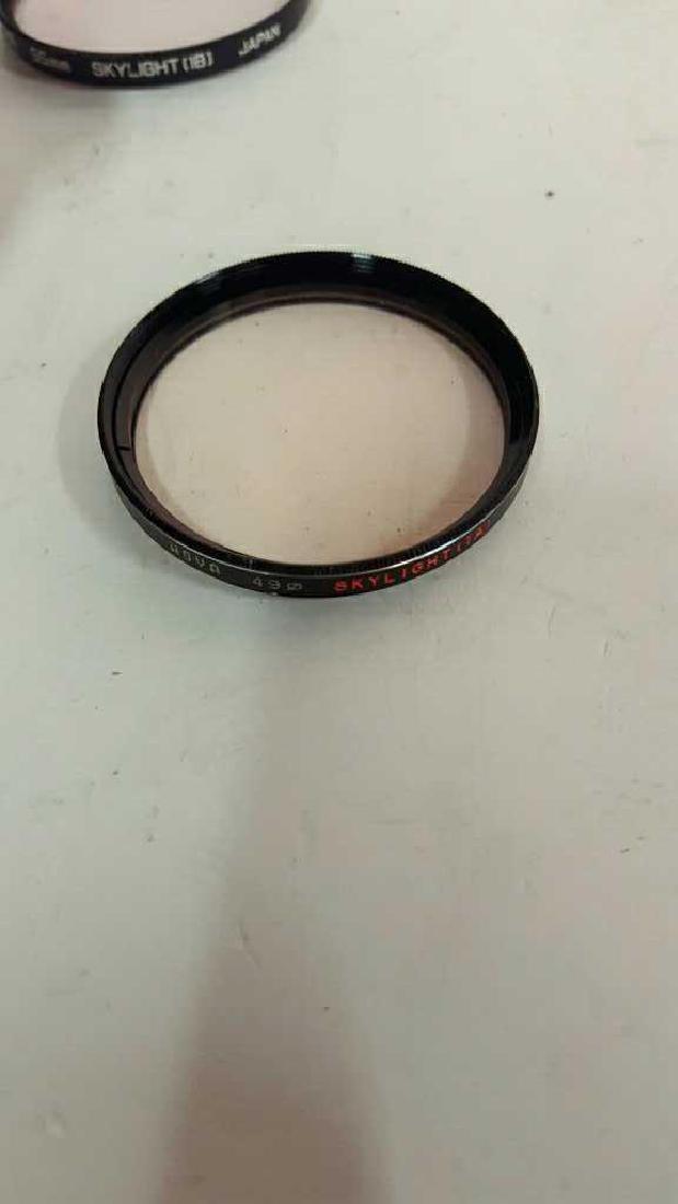 Eight Camera Lens - 9