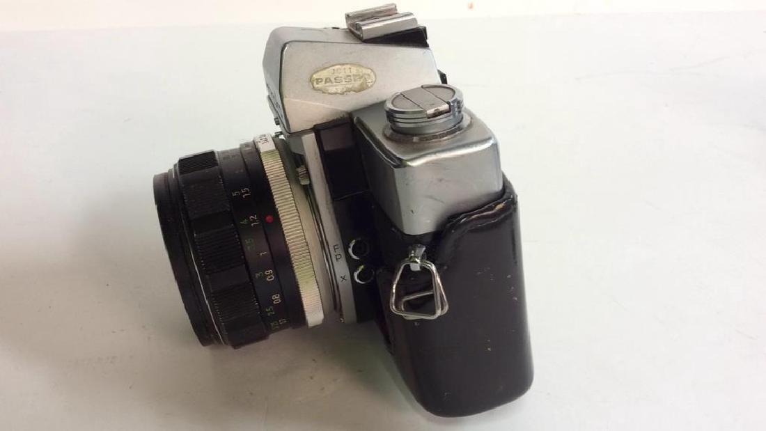 Minolta SR T 101 Camera with Lens - 6