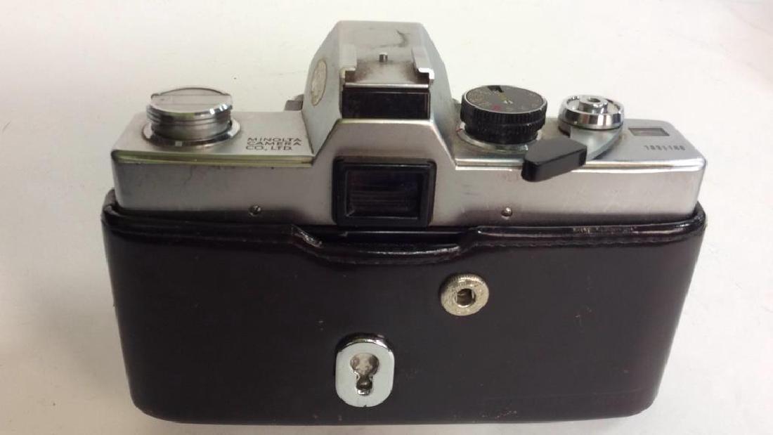 Minolta SR T 101 Camera with Lens - 7