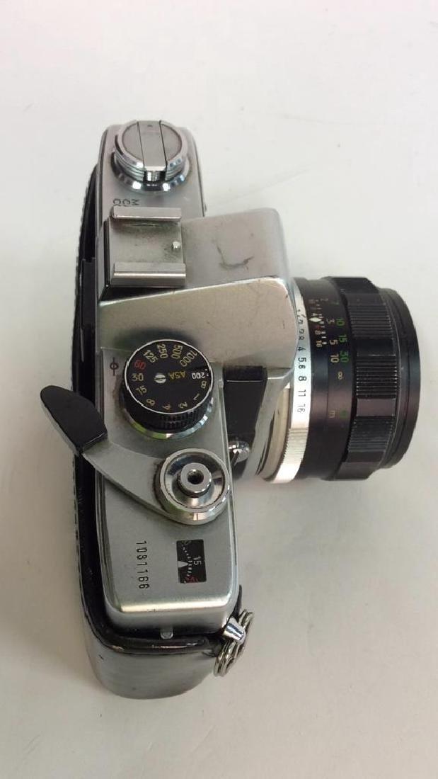 Minolta SR T 101 Camera with Lens - 8