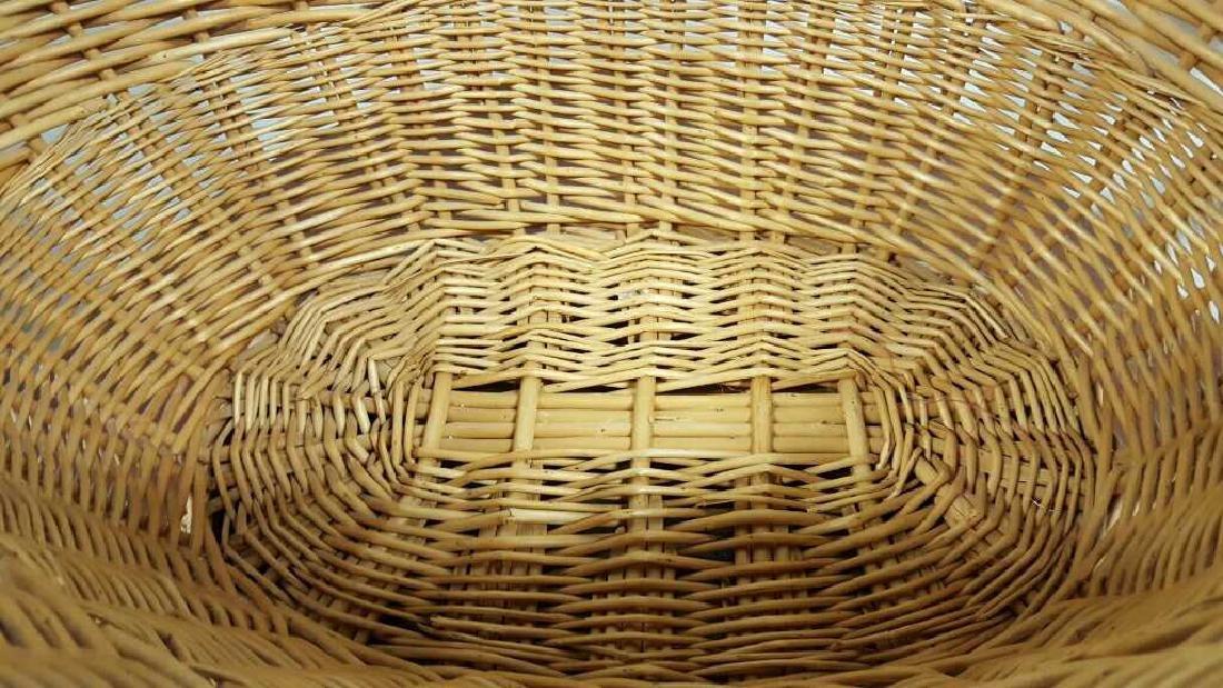 Large Wicker Basket - 5
