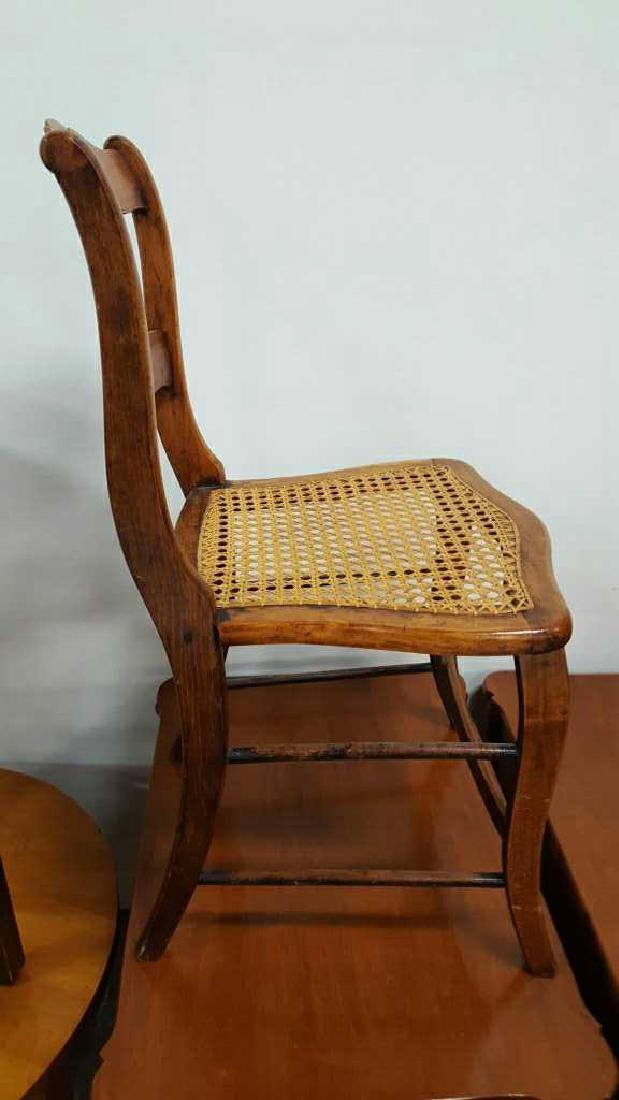 Pair of Ladderback Chairs - 10