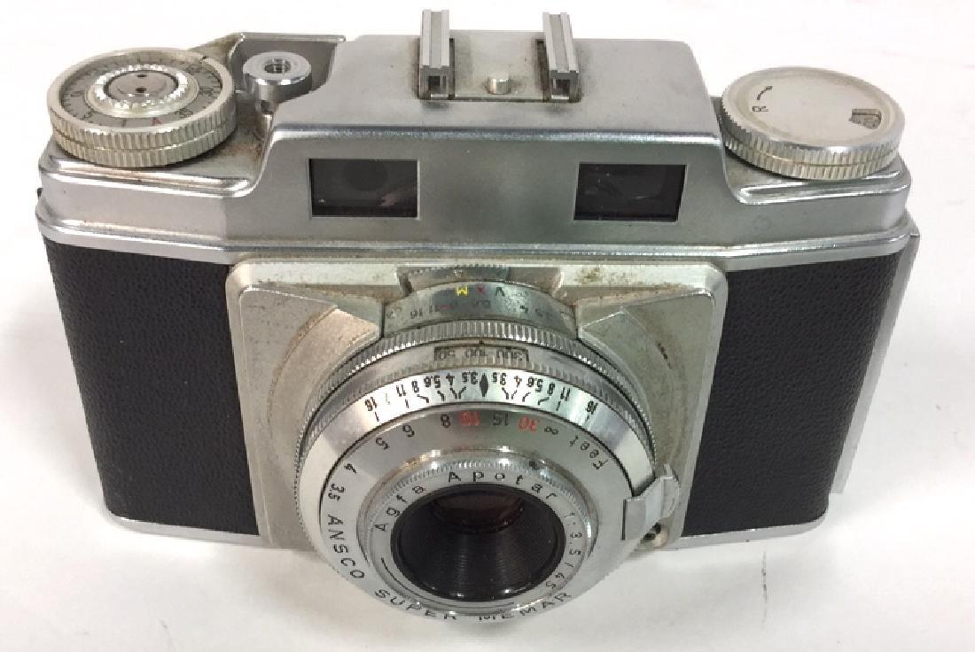 Anschluss Super Memar Camera With Lens