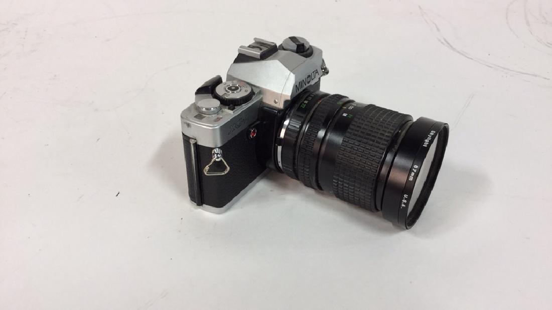 Minolta XG-A  Camera With Lens - 2