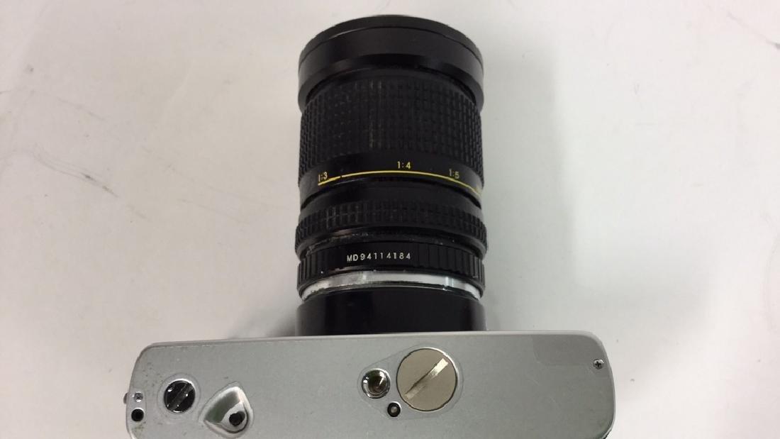 Minolta XG-A  Camera With Lens - 6