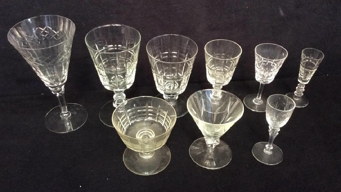Group Of Vintage Glassware - 2