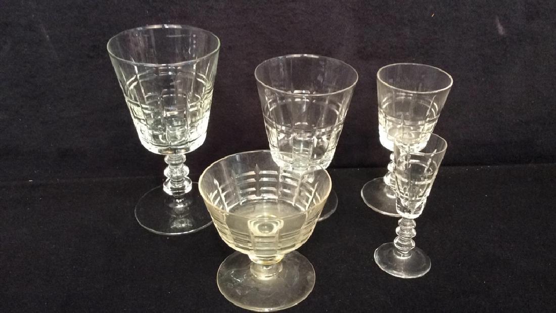Group Of Vintage Glassware - 3