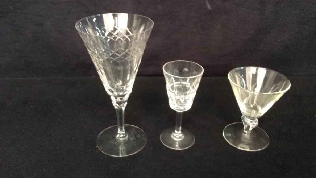 Group Of Vintage Glassware - 4
