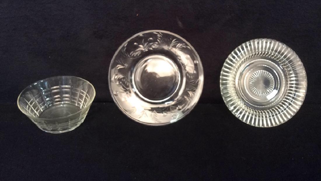 Group Of Vintage Glassware - 5