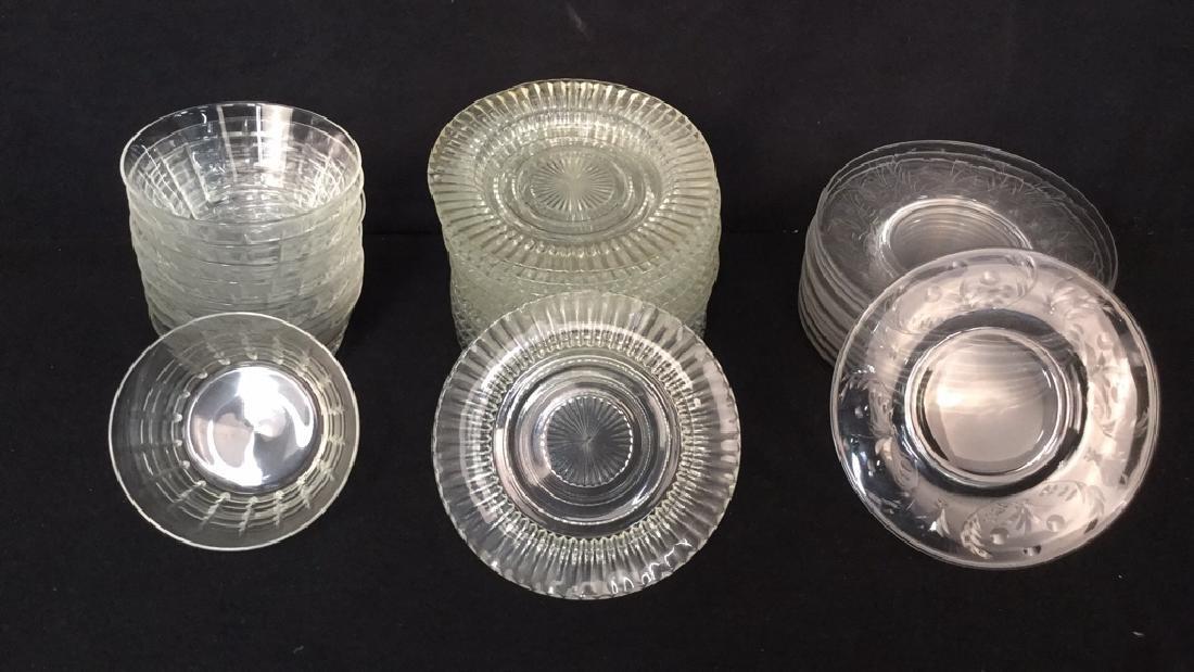 Group Of Vintage Glassware - 9