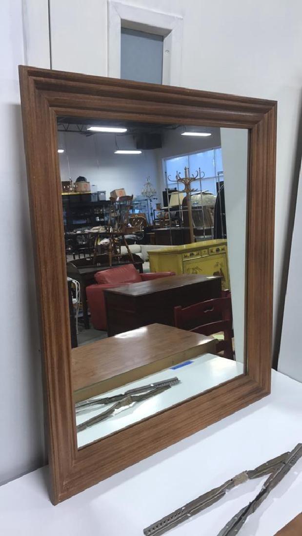 Vintage Style Dresser With Mirror - 4
