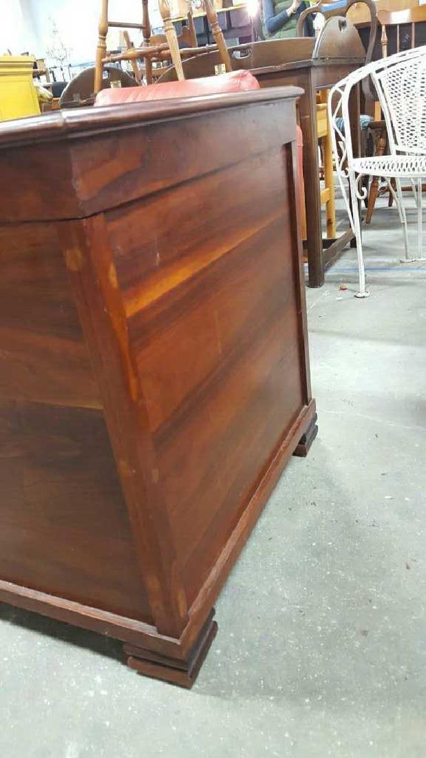 Vintage Wooden Chest - 5