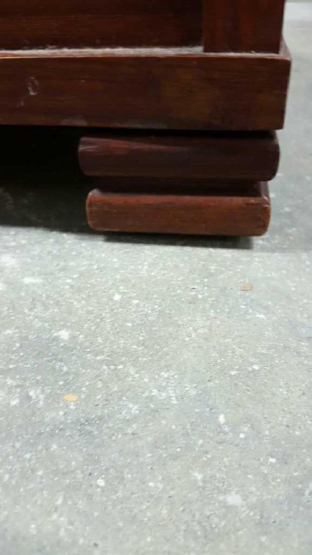 Vintage Wooden Chest - 6