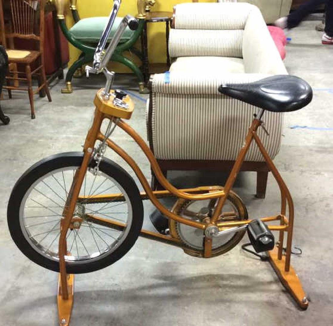 Schwinn Coppertone Finish Stationery Bike