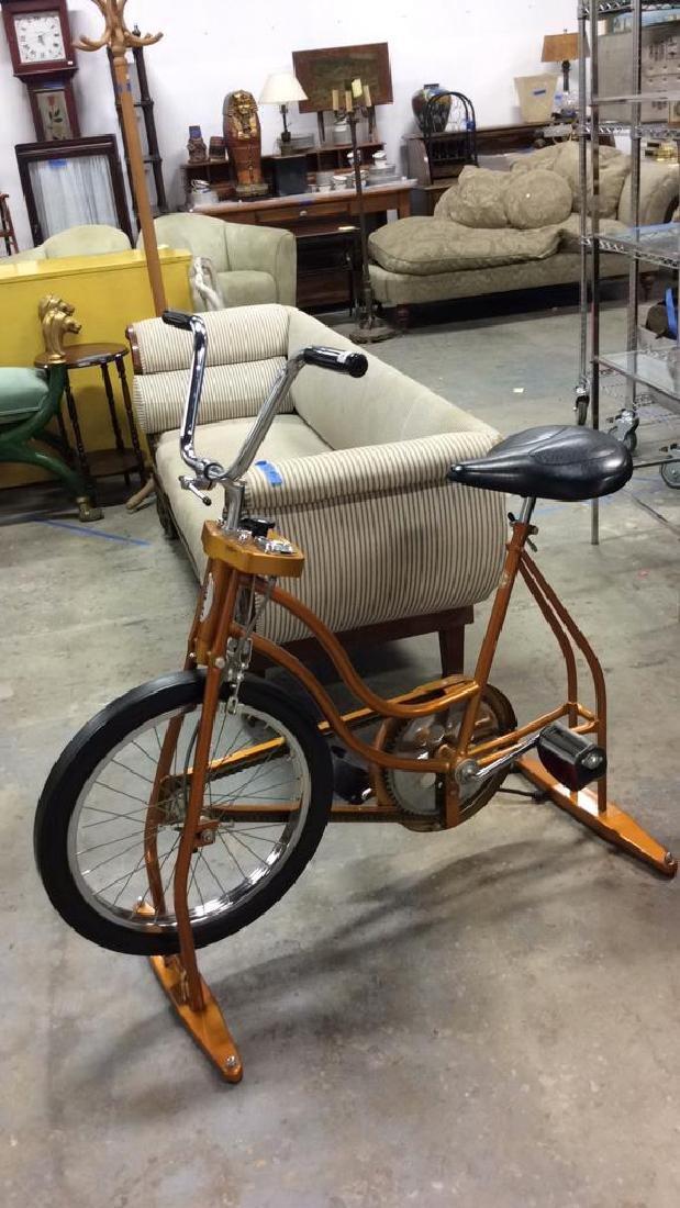 Schwinn Coppertone Finish Stationery Bike - 2