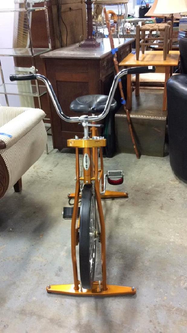 Schwinn Coppertone Finish Stationery Bike - 3