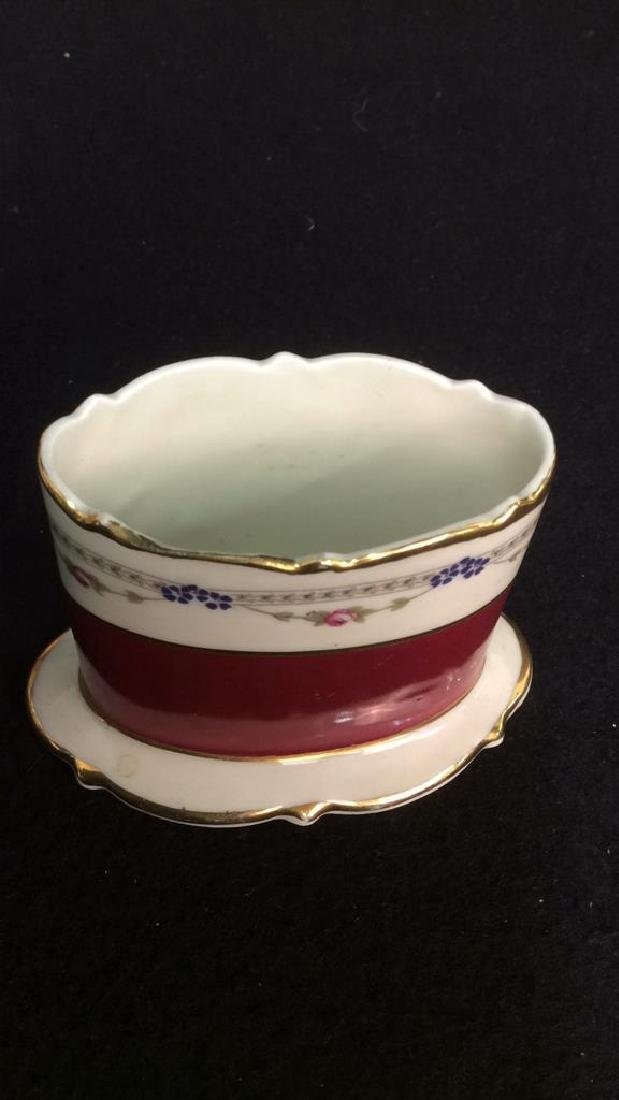 Assorted Porcelain Group Lot Includes hand painted - 3