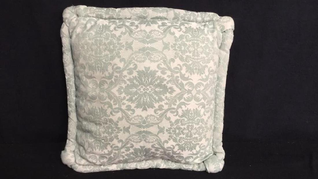 Group Lot Of Assorted Vintage Throw Pillows Nine - 3