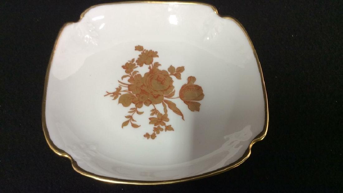 Hand Painted Limoges France Tabletop Porcelain Assorted - 10