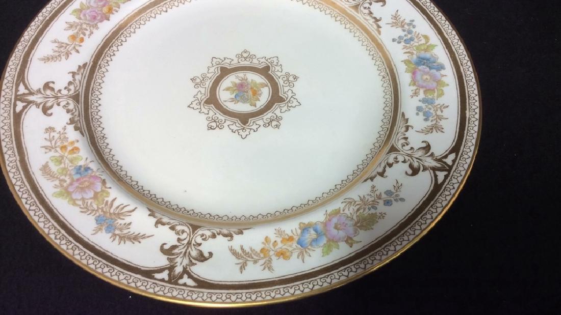 Hand Painted Limoges France Tabletop Porcelain Assorted - 2