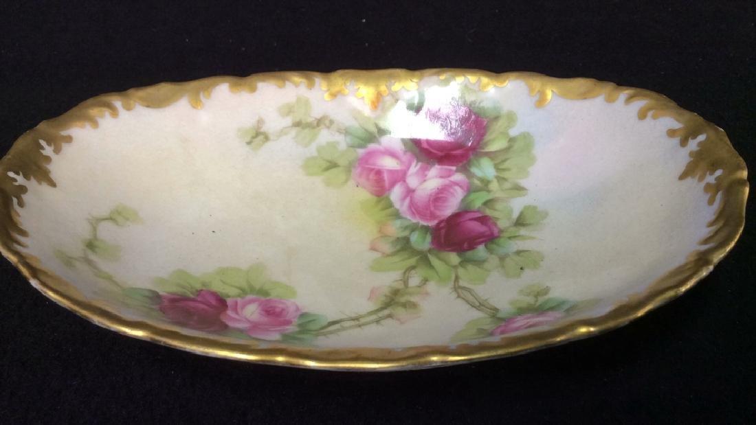 Hand Painted Limoges France Tabletop Porcelain Assorted - 9
