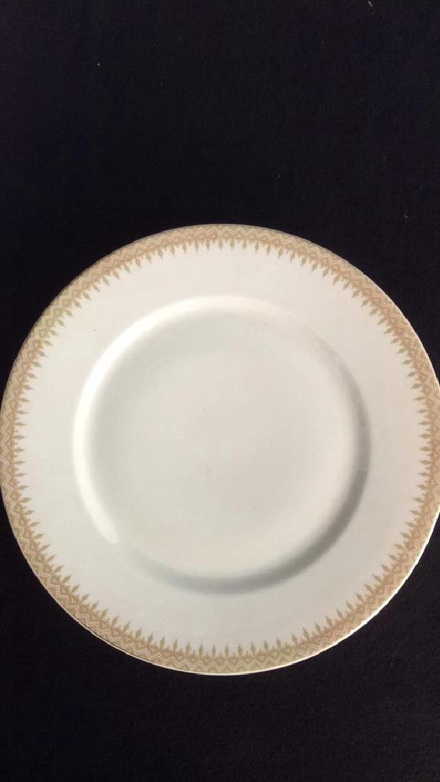 Partial Porcelain Dinner Service Limoges France 10 - 4