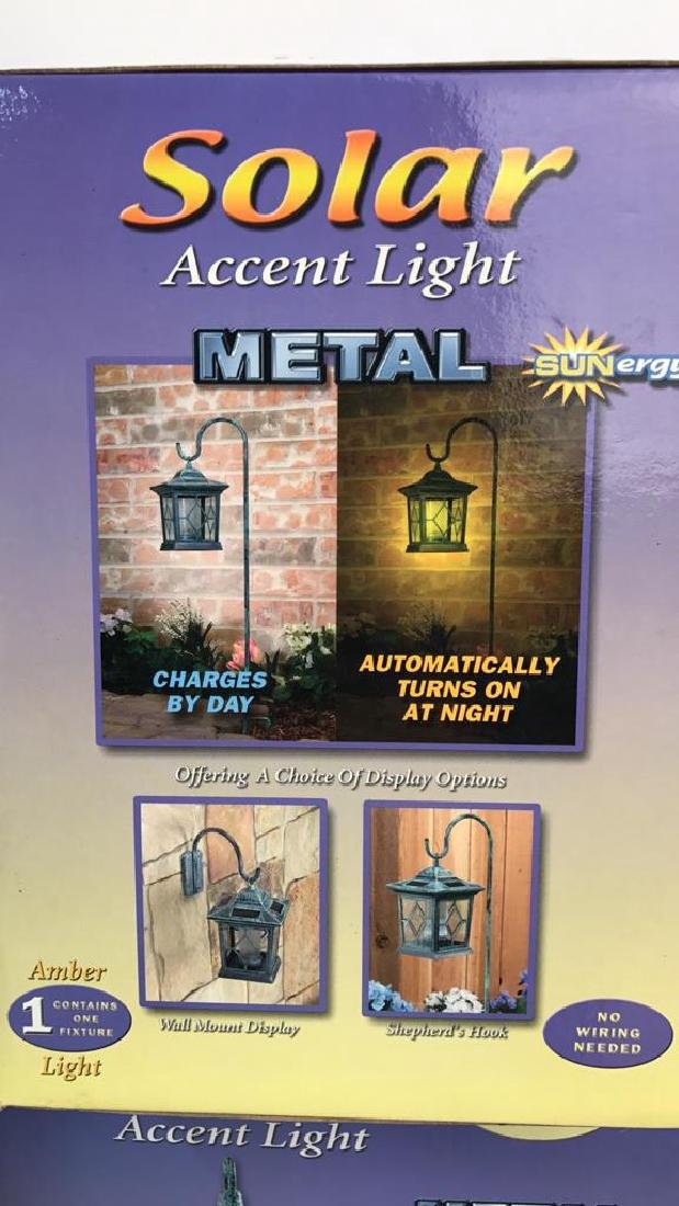 Group Lot 4 Outdoor Lights In Boxes Group Lot 4 Outdoor - 3