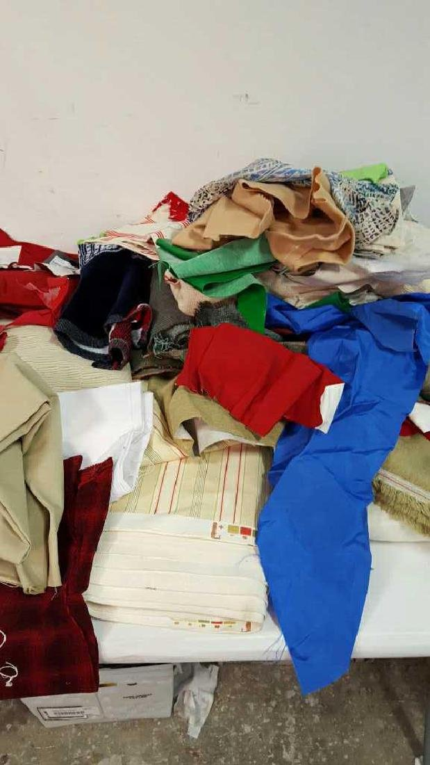 Group Lot of Quilting Fabric Group Lot of Quilting - 5
