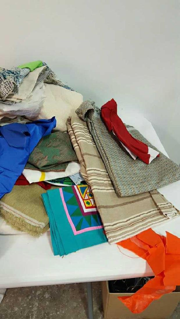Group Lot of Quilting Fabric Group Lot of Quilting - 6