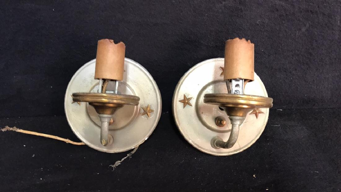3 Pairs Vintage Light Sconces 3 Pairs Vintage Light - 6