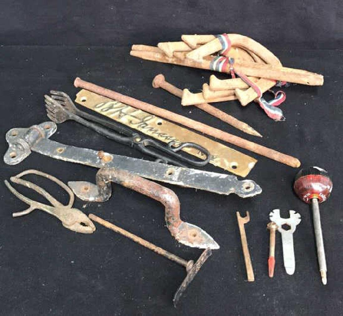 Group Lot Vintage Tools Group Lot Vintage Tools and