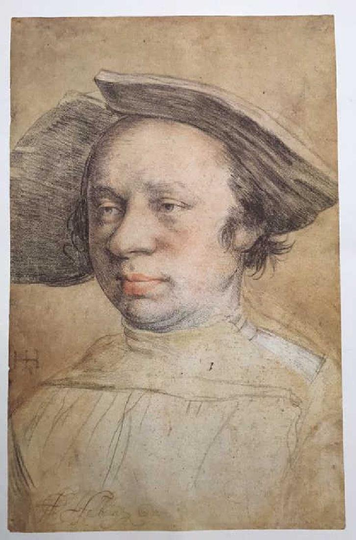 Hans Holbein The Younger Print Hans Holbein The Younger