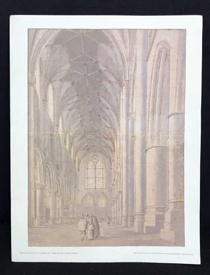Pieter Janszoon Saenredam Print Pieter Janszoon