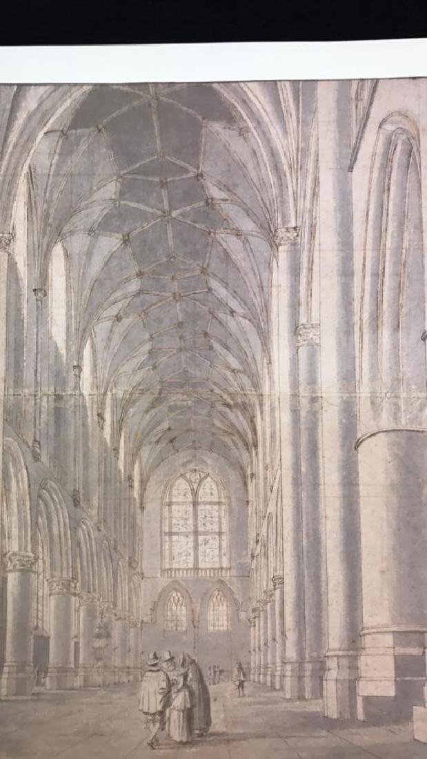 Pieter Janszoon Saenredam Print Pieter Janszoon - 2